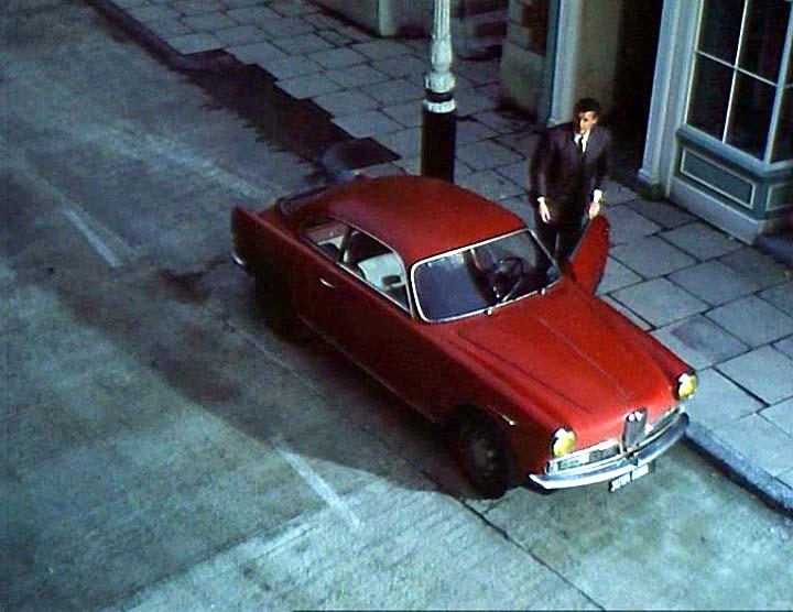 Imcdb 1959 Alfa Romeo Giulietta Sprint 10102 In The Saint