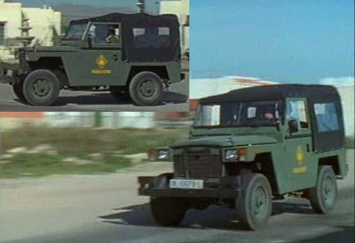 """imcdb: 1980 land-rover santana 88'' ligero in """"auf achse, 1978-1996"""""""