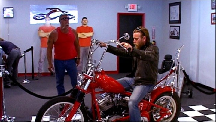 Orange County Choppers Little Red