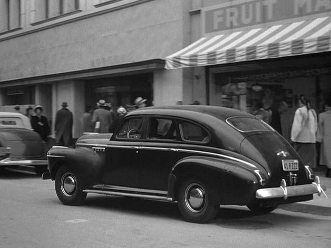 1941 buick special b series four door touring for 1941 buick 4 door sedan