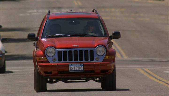 2005 Jeep Liberty Limited Edition [KJ]