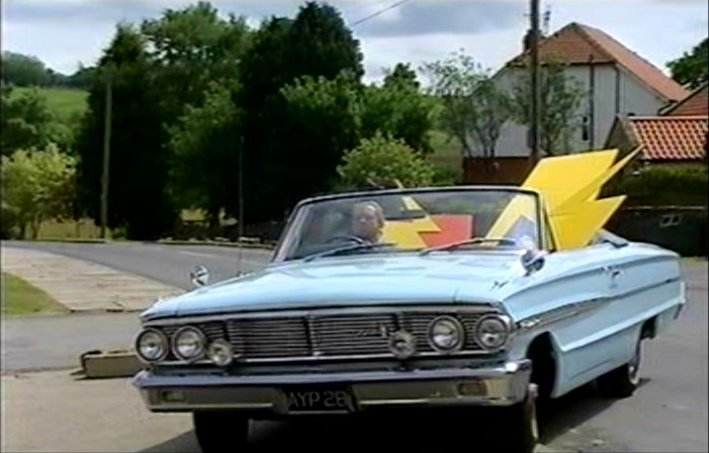1964 Ford Galaxie 500 Convertible [76A]