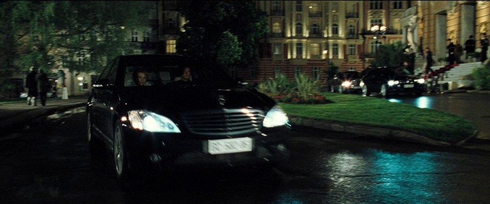 Imcdb Org 2006 Mercedes Benz S Klasse W221 In Quot Casino