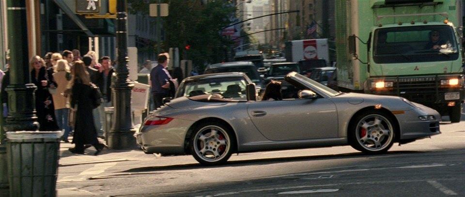 Imcdb 2006 Porsche 911 Carrera S Cabrio 997 In The Devil