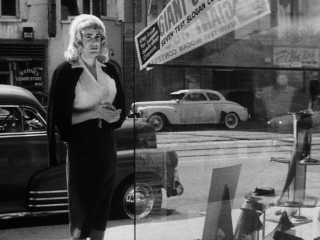 Ed Wood in Drag in Glen or Glenda?