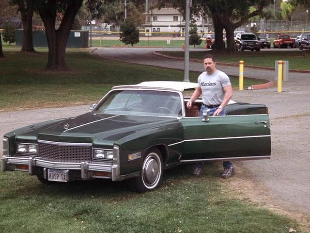 Imcdb Org 1976 Cadillac Eldorado Convertible In Grind 2003