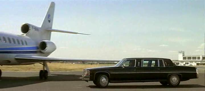 1980 Cadillac Coupe DeVille Stretched Limousine