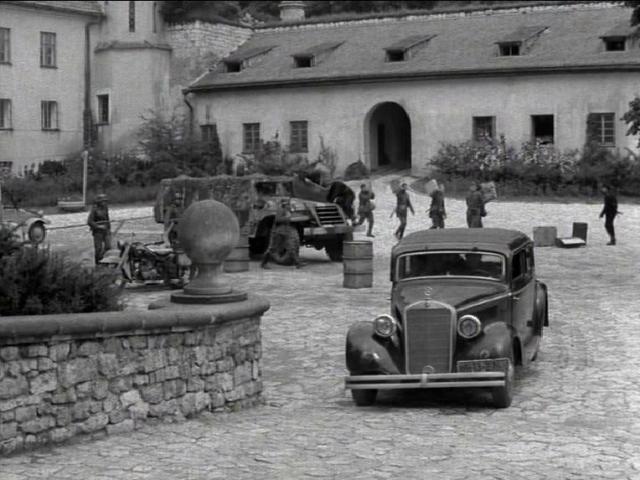 Vehículos Ligeros Alemanes de la Segunda Guerra Mundial