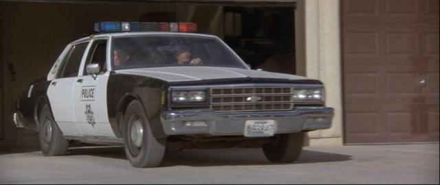 1981 chevrolet impala in another stakeout 1993. Black Bedroom Furniture Sets. Home Design Ideas