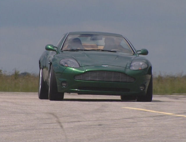Imcdb 1998 Aston Martin Project Vantage In Jeremy Clarkson At