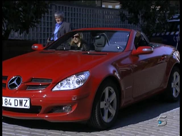 2005 mercedes benz slk 200 kompressor r171 in el comisario 1999 2009. Black Bedroom Furniture Sets. Home Design Ideas