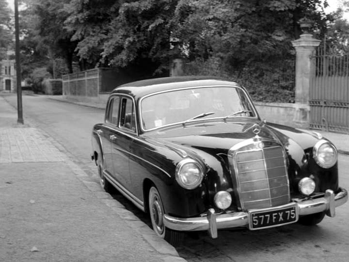 1957 mercedes benz 220 s in quand for 1957 mercedes benz 220s
