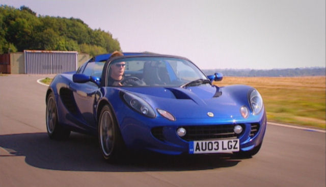 2003 Lotus Elise 111S Series II [Type M117]