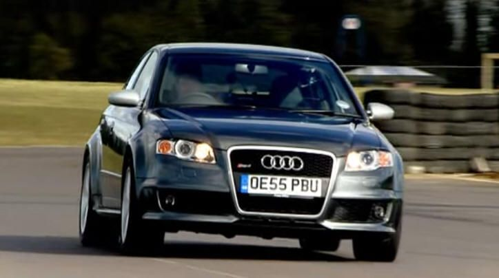 Imcdb 2006 Audi Rs4 B7 Typ 8e In Fifth Gear 2002 2018