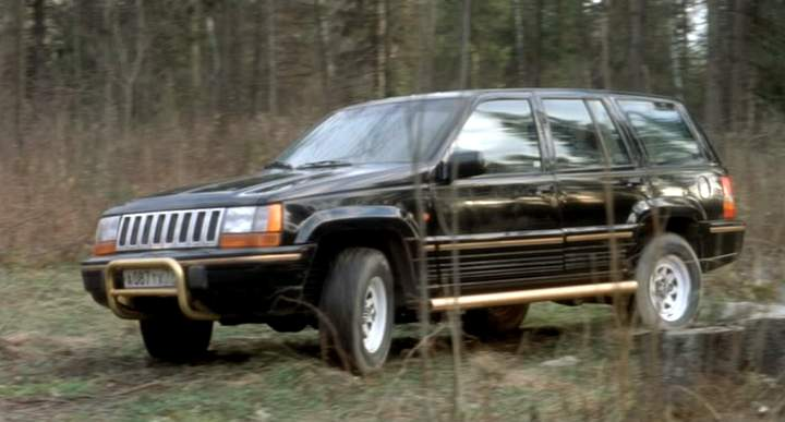 1993 jeep grand cherokee limited zj in oligarkh 2002. Cars Review. Best American Auto & Cars Review