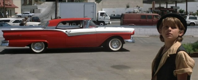 1957 Ford Fairlane 500 Skyliner Retractable Hardtop [51A]