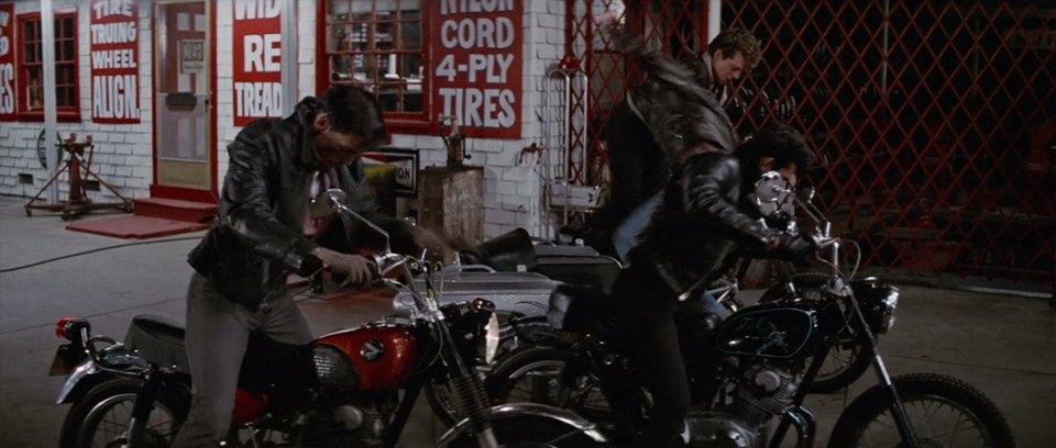 Grease 2 Motorcycle Motorcycle Reviews