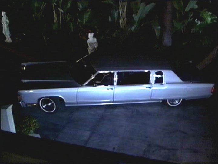 1977 Lincoln Continental Stretched Limousine Andy Hotton Associates [7757]