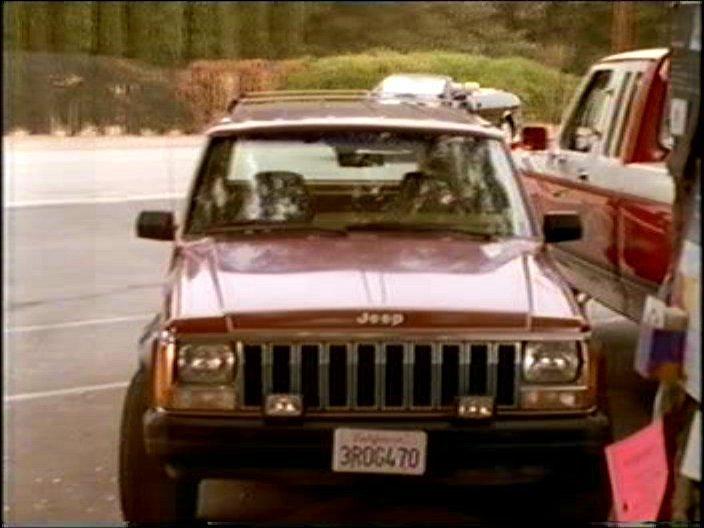 Imcdb Org 1987 Jeep Cherokee Xj In Diagnosis Murder 1993 2001