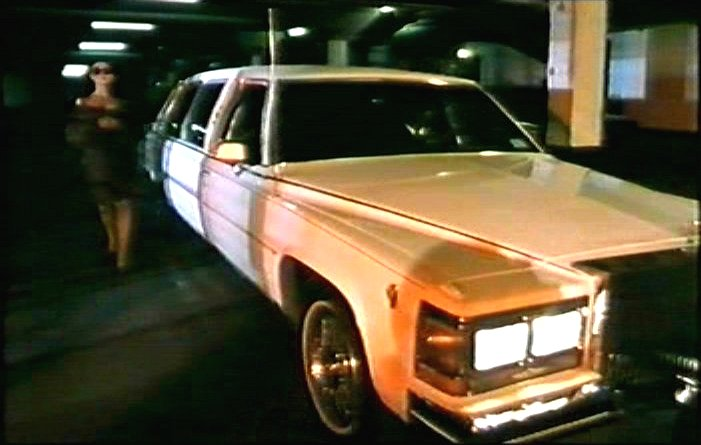 1984 Cadillac Fleetwood Brougham Stretched Limousine