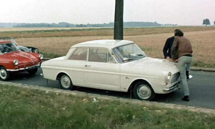 1963 ford taunus 12m p4 in week end 1967. Black Bedroom Furniture Sets. Home Design Ideas