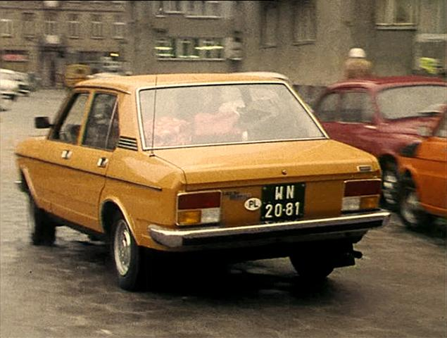 1974 Fiat 132 Gls 1800. 1974 Fiat 132 1800 GLS 2a serie