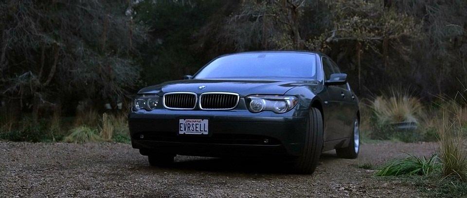 IMCDborg BMW I E In The Haunted Mansion - 745 i bmw