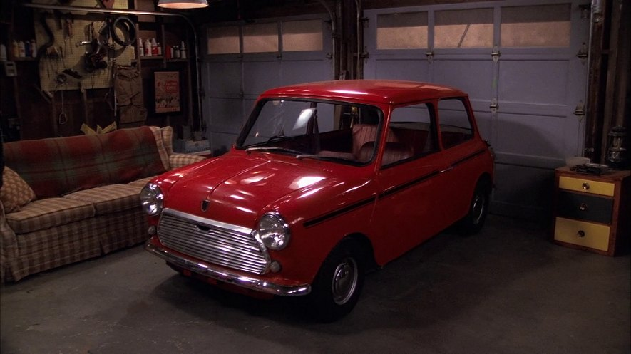 Imcdb Org 1972 Mini 1000 Mkiii Ado20 In The King Of Queens