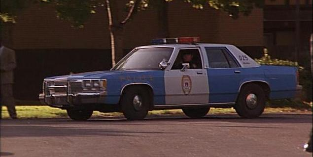 Imcdb Org 1991 Ford Ltd Crown Victoria In Quot Blank Check 1994 Quot