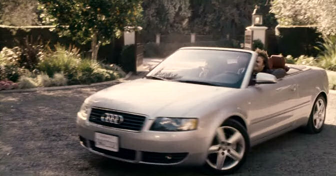 2004 audi a4 cabriolet 3 0 quattro b6 typ 8h in the holiday 2006. Black Bedroom Furniture Sets. Home Design Ideas