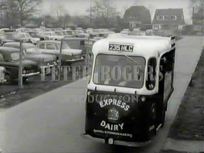 1964 Wales & Edwards Milk Float