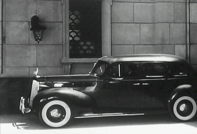 imcdb 1938 packard six 1600 in the batman 1943 1943 Willys Coupe