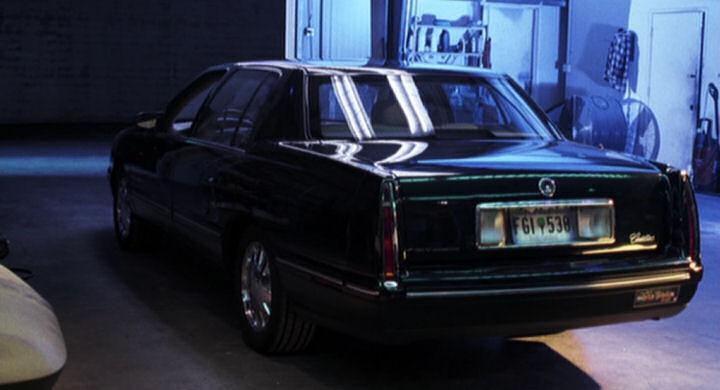 IMCDb.org: 1998 Cadillac DeVille in