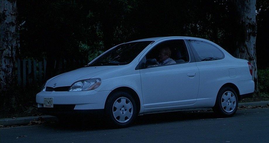 Class: Cars, Sedan — Model origin: JP. Toyota Echo