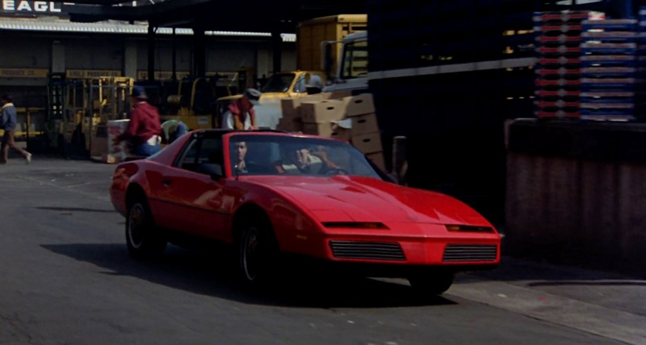 Imcdb Org 1982 Pontiac Firebird Trans Am In Quot Splash 1984 Quot