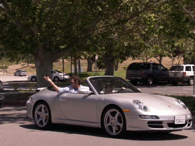 2006 porsche 911 carrera s cabrio 997 in weeds 2005 2012. Black Bedroom Furniture Sets. Home Design Ideas