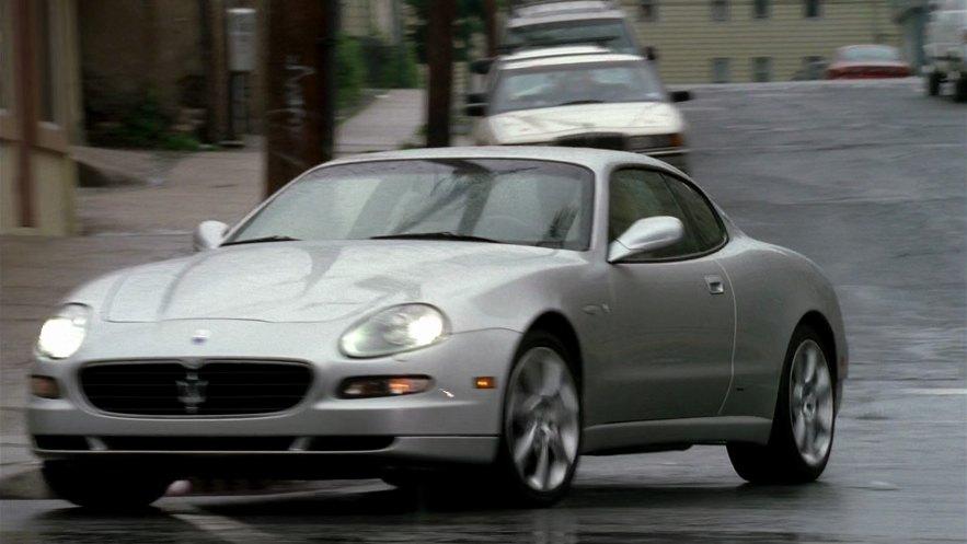 IMCDb.org: 2005 Maserati Coupé Cambiocorsa in