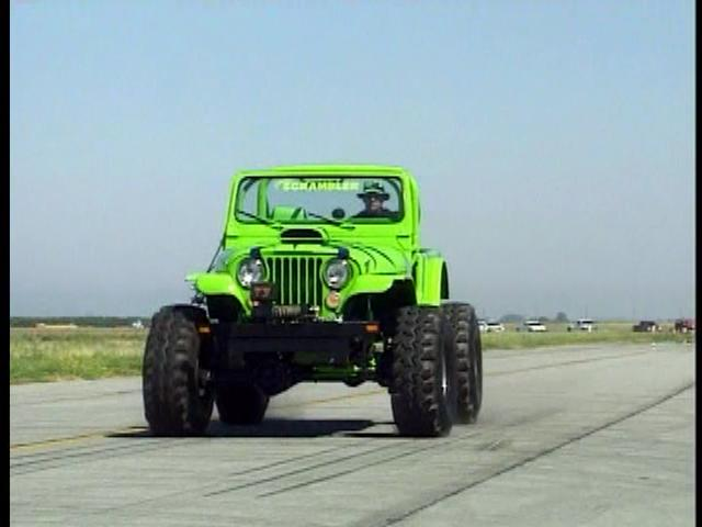 1978 Jeep CJ-7 modified