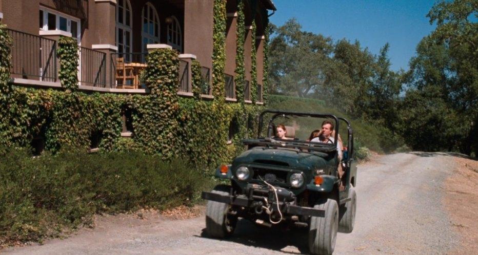 "Used Fj Cruiser >> IMCDb.org: Toyota Land Cruiser [J40] in ""The Parent Trap ..."
