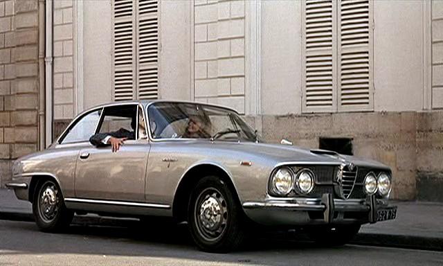 Imcdb 1962 Alfa Romeo 2600 Sprint 10602 In La Chamade 1968