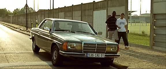 IMCDb.org: 1978 Mercedes-Benz 280 CE [W123] in Friendship!, 2010