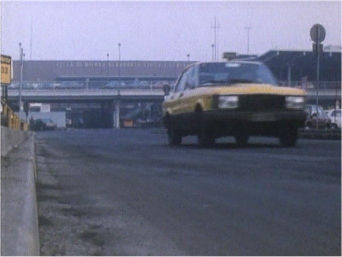 Imcdb 1983 Fiat Argenta 2500 Diesel 2a Serie In La Piovra 3 1987