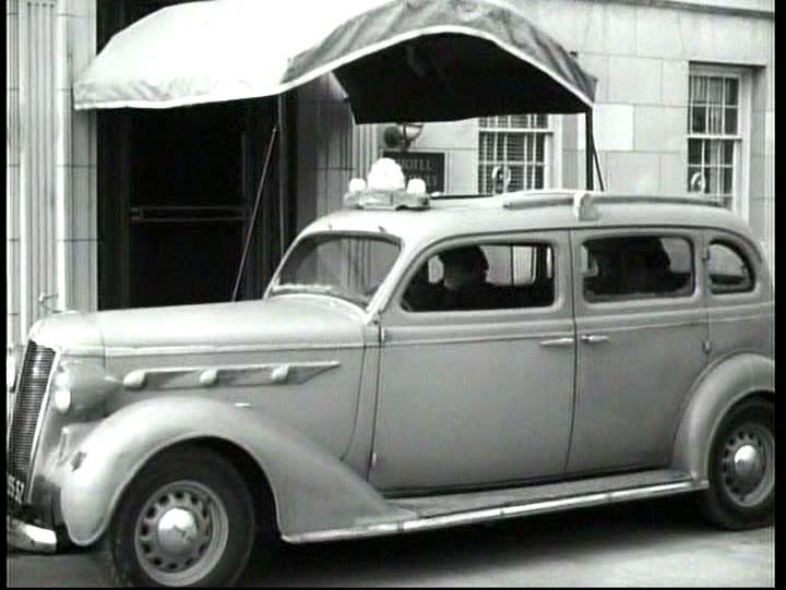 1936 De Soto Airstream Custom Taxicab [S-1]