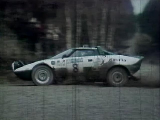 1975 Lancia Stratos HF group 4