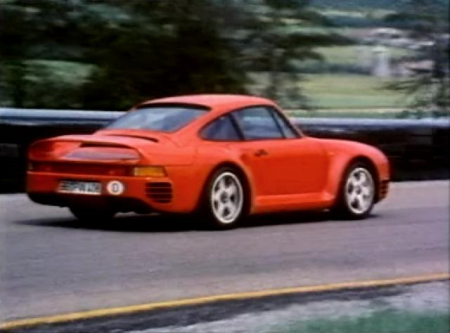 Imcdb 1986 Porsche 959 Pre Production In Too Fast To Race 1997