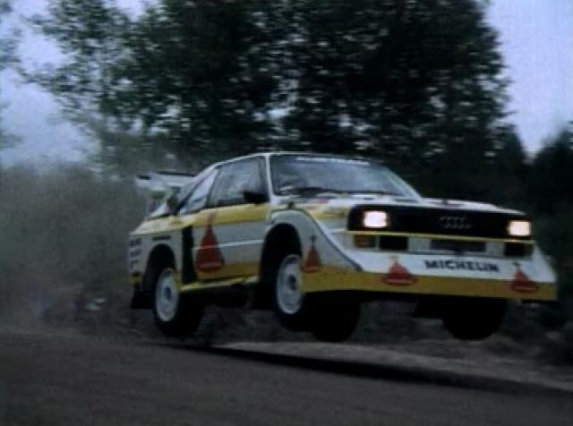 Imcdb 1985 Audi Sport Quattro S1 B2 Typ 85q In Too Fast To
