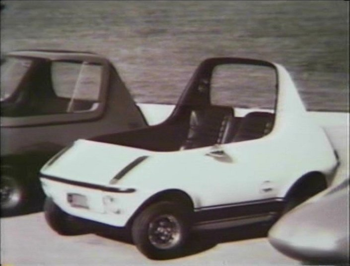 1973 GM Urban Electric car