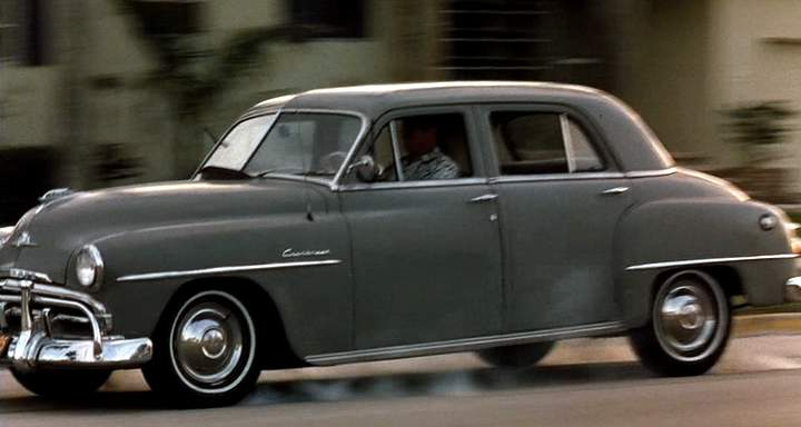 1951 Plymouth Cambridge Four Door Sedan [P-23]
