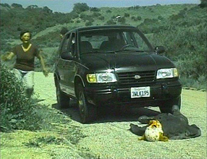 1997 Kia Sportage [NB 7]
