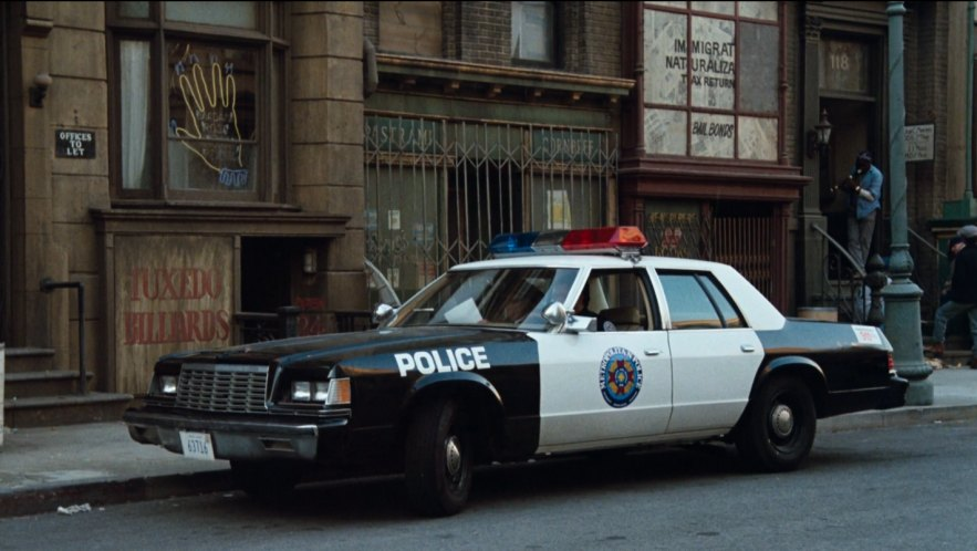 Imcdb Org 1979 Dodge St Regis In Quot Police Academy 6 City